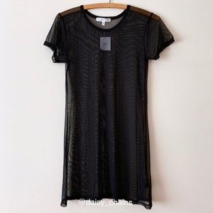 Truly Madly Deeply Mesh Tunic